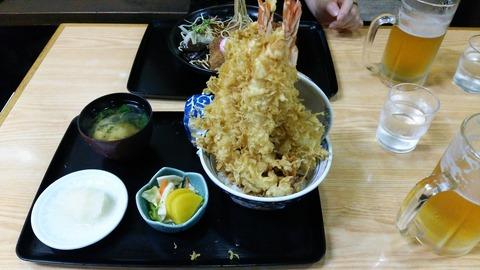 元祖タワー丼